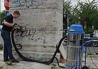 Odstranjevanje grafitov