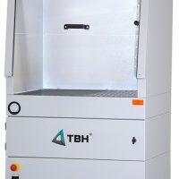 Miza za odsesovanje in filtracijo aeroslov topil DT150 Atex