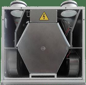 Vakuum tehnik varčna rekuperatorska naprava