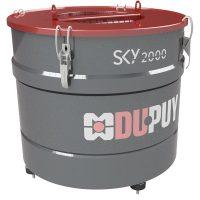 naprava za odsesovanje in filtracijo oljne meglice