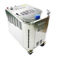 Parni čistilni stroj za dezinfekcijo in čiščenje površin v živilski industriji