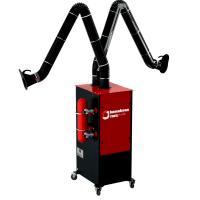 TofilPulse odsesovalna mobilna filtrirna naprava za varilne dime z avtomatskim sistemom izpihovanja filtrov in roko dolžine 3 metre